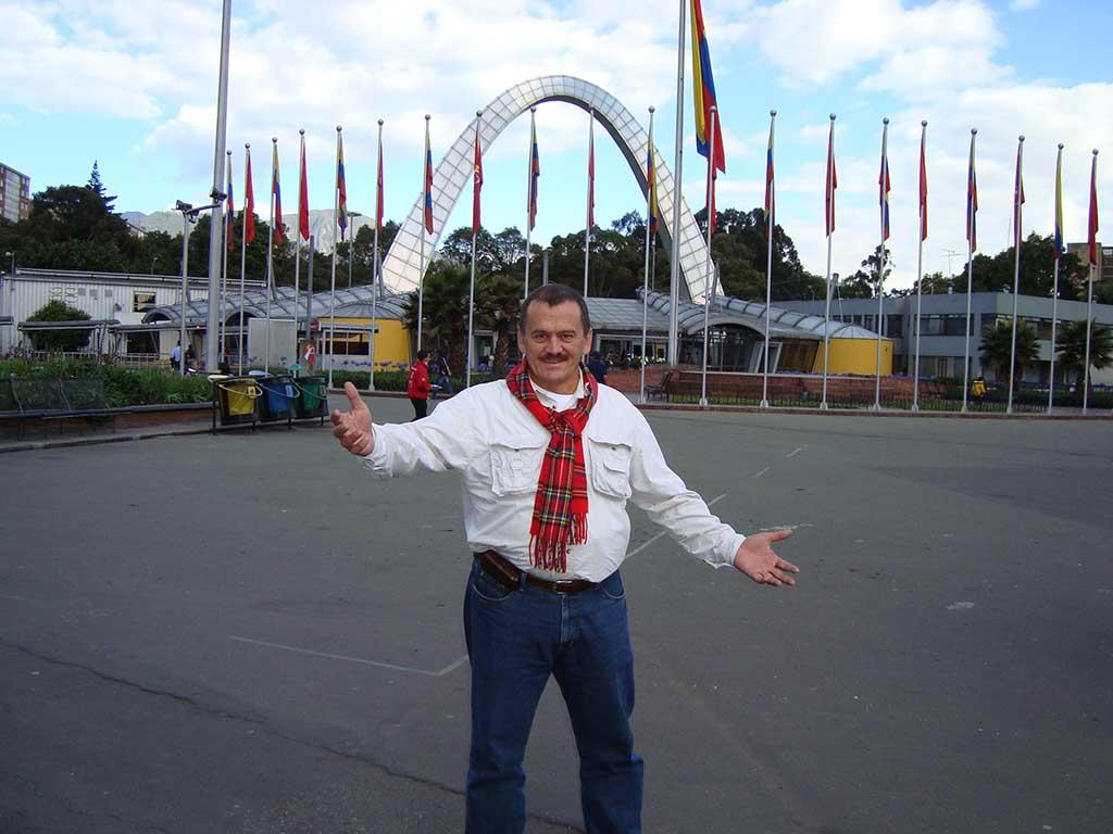 German Vallejo - Viajar en Verano